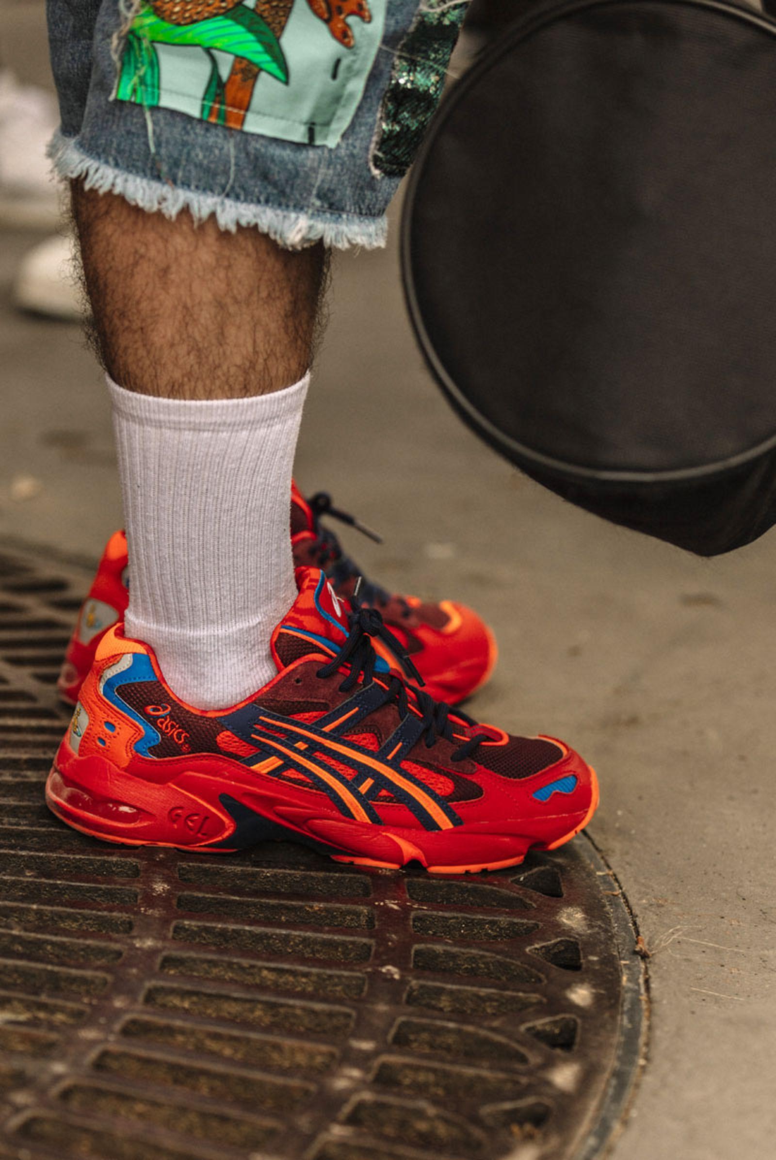 paris fashion week ss20 sneakers 017 Nike comme des garcons li ning