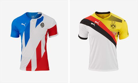 """d1996182130 PUMA   Floor Wesseling Score With These Football """"Homage Jerseys"""""""