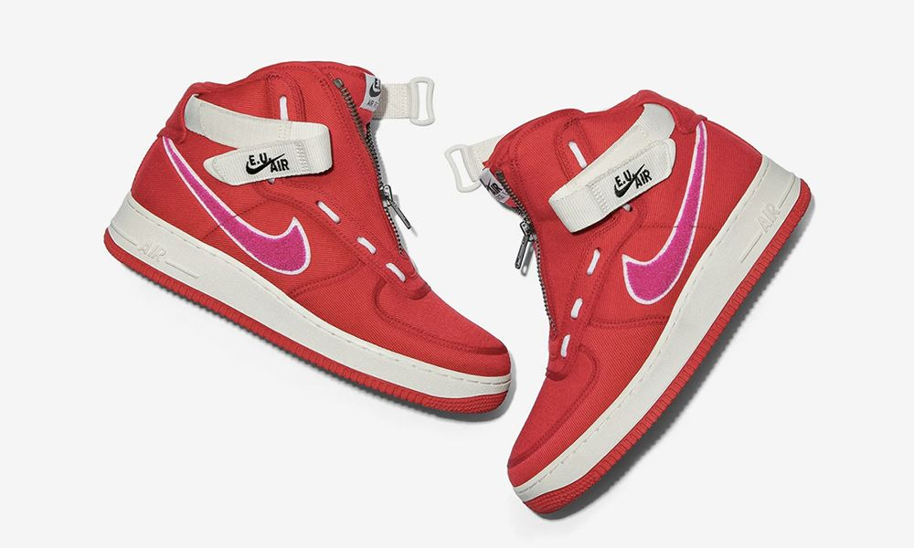 new product bdeee 318a1 Emotionally Unavailable x Nike Air Force 1 High  Where to Buy