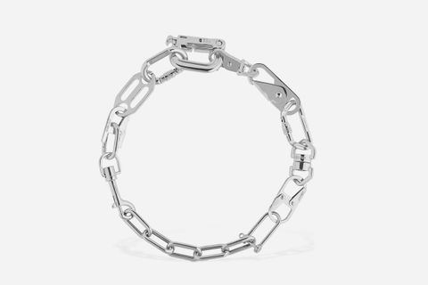 Carabiner 1 Short Chain Necklace