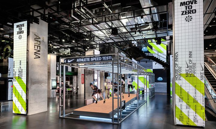 Nike House of Innovation Paris