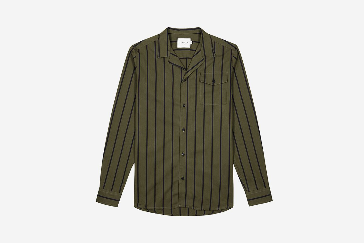Smierre Striped Shirt