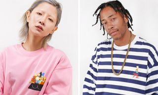Club 75 & Joyrich Debut 'The Simpsons' Spring Collection