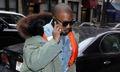 Kanye West's Gigantic Martine Rose Parka Is a Vibe