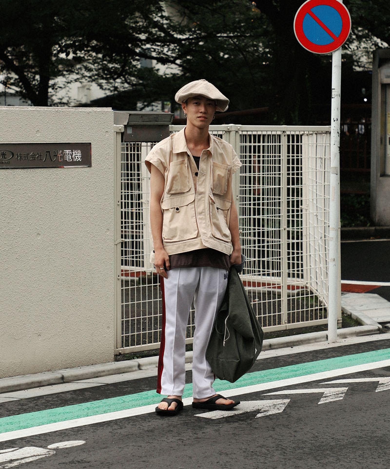 4tokyo street style july