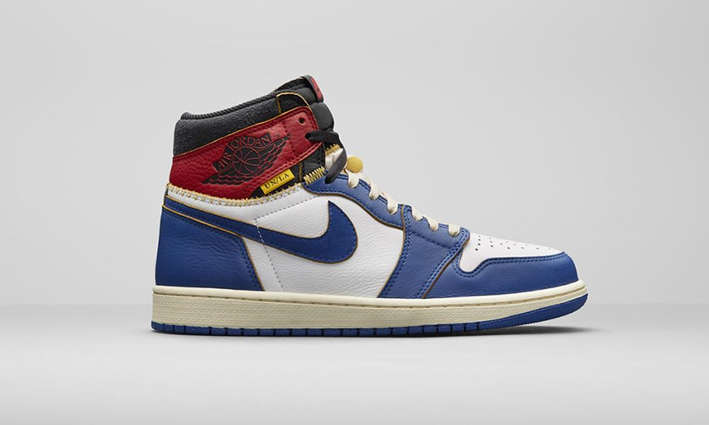 2f7aa54ad9b9 Union LA x Air Jordan 1  Where to Buy Now