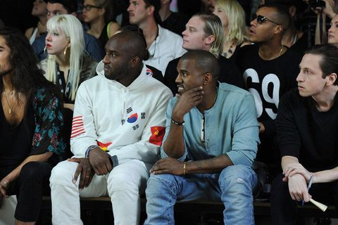 83f9369bf2a Kanye West & Virgil Abloh Interned at Fendi: Here's the salary