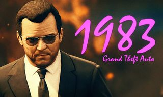'Grand Theft Auto V' Imagined as an '80s TV Show