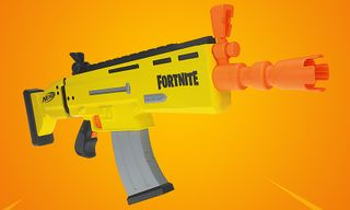 'Fortnite's Scar Gun Is Being Turned Into a Nerf Toy