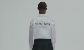 Helmut Lang's FW18 Collection Is the Definition of Modern Elegance