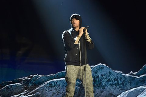 Eminem publisher sues Spotify for copyright violations