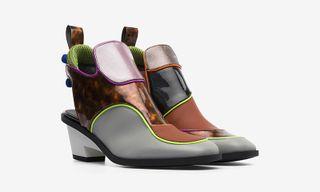 Kiko Kostadinov & Camper Debut Wild New Women's Footwear Collab