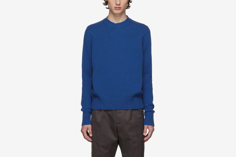 Five Gauge Crewneck Sweater