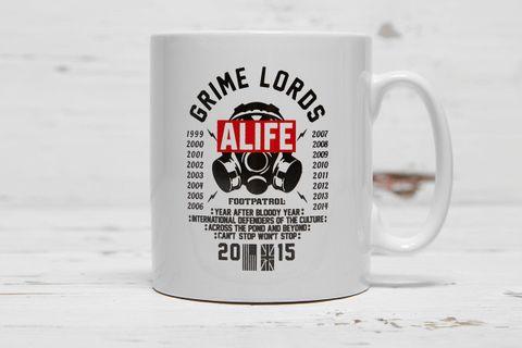 Grime Lords Mug
