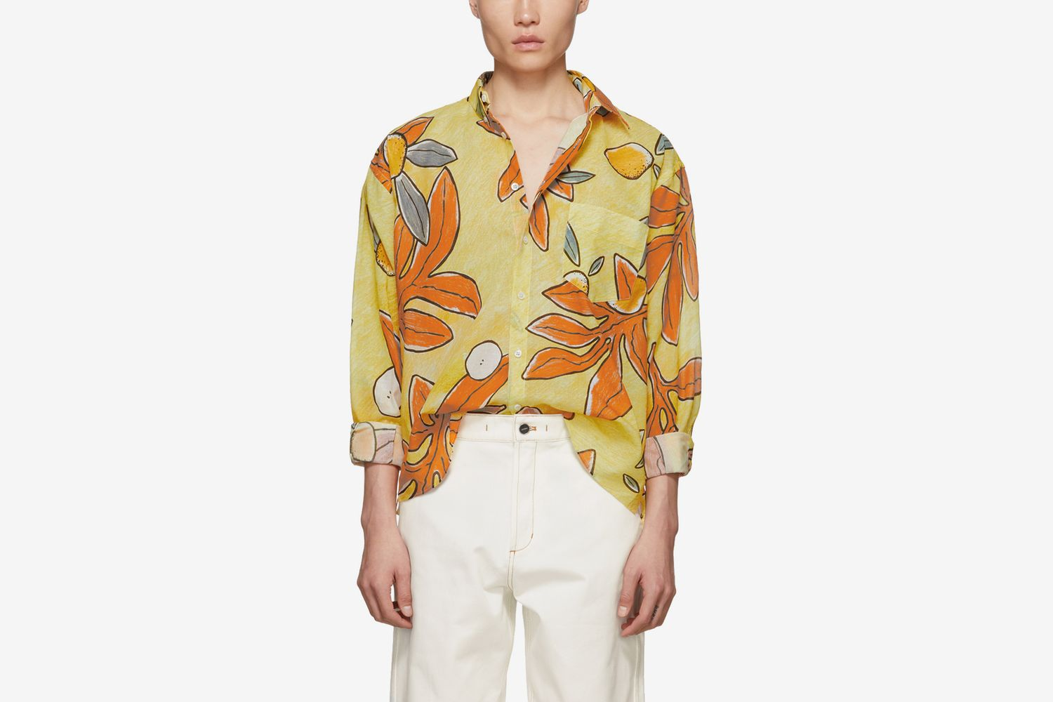 Multicolor 'La Chemise Simon' Shirt