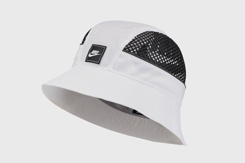 Sportswear Mesh Bucket Hat