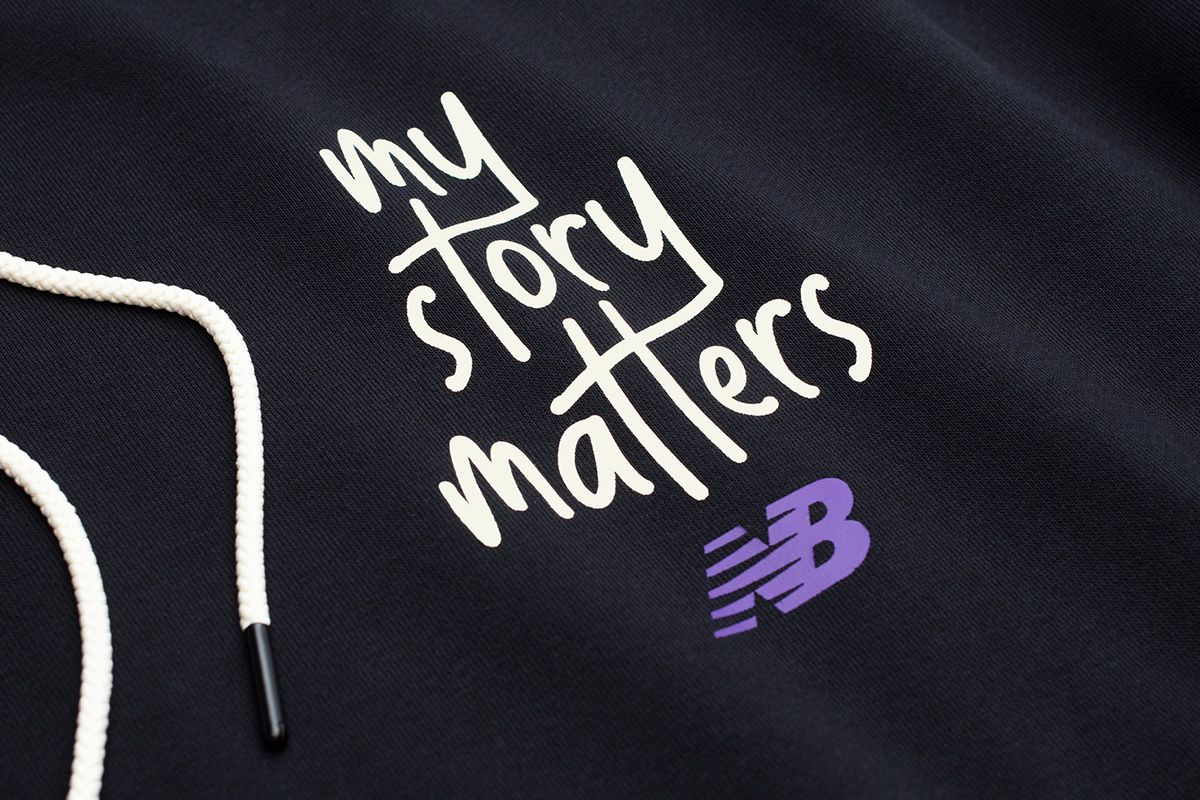 """We Spoke to the Creatives Behind New Balance's """"My Story Matters"""" Campaign 13"""