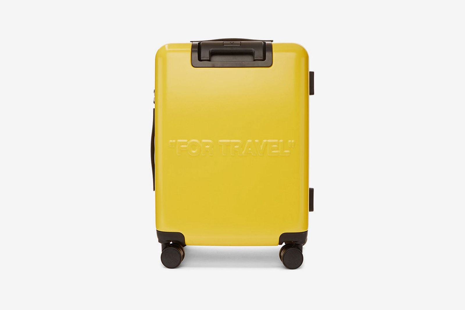 Off-White™ Arrows Suitcase Yellow