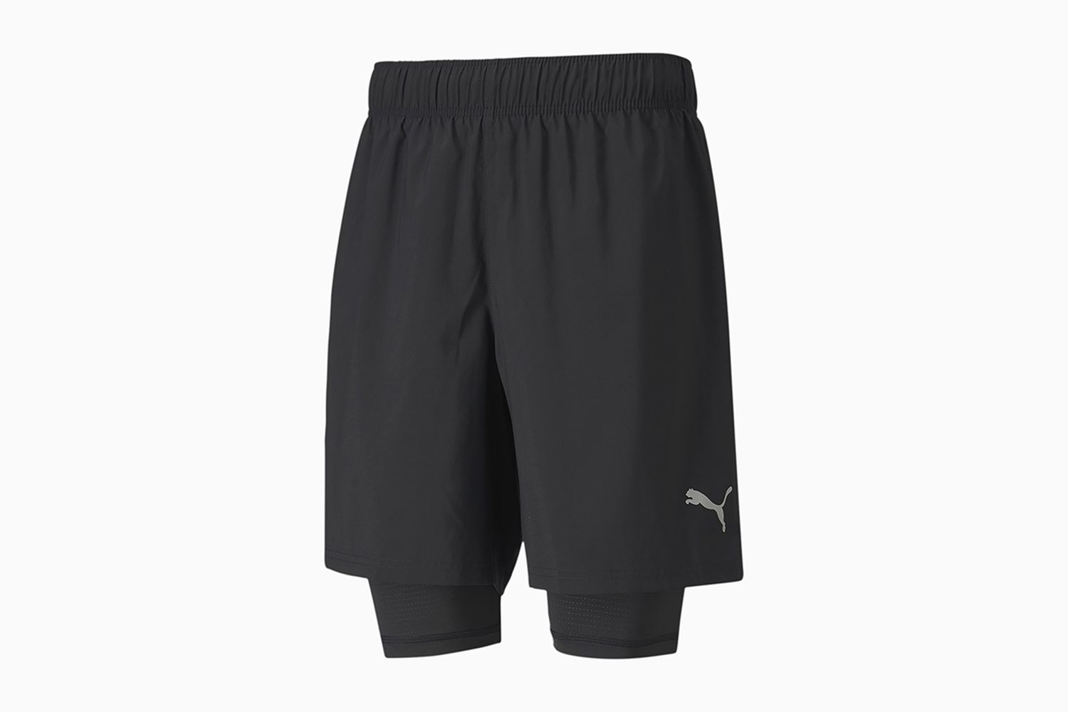 Last Lap 2-in-1 Running Shorts