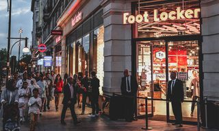 Foot Locker Opens Massive London Store Centered on Youth & Sneaker Culture