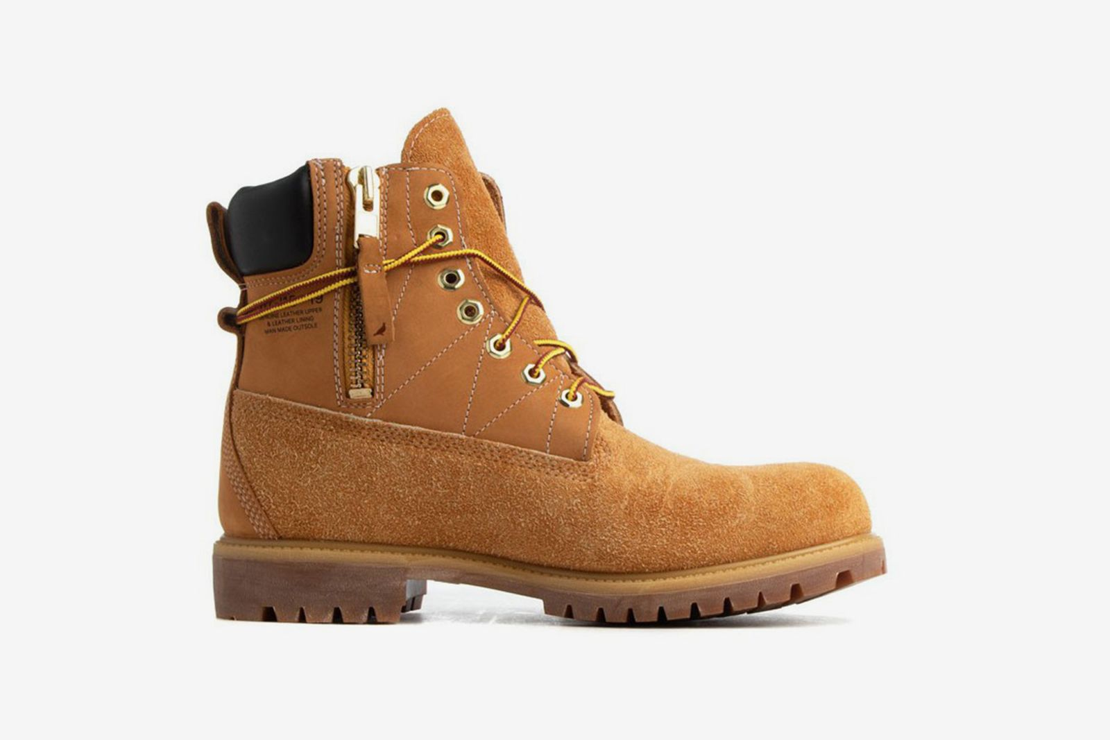 Staple x Timberland 6-Inch Boot wheat