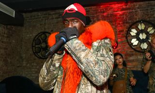 Sheck Wes Surprises Berlin with a Secret Show at the Shady Maple Motel