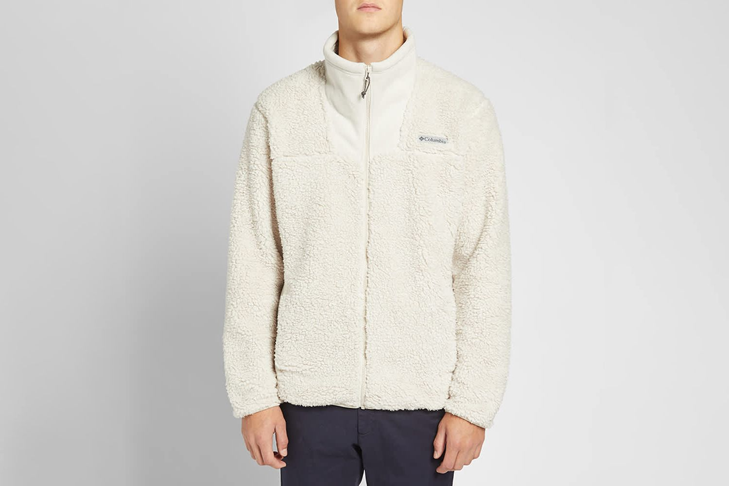 Winter Pass Fill Zip Fleece