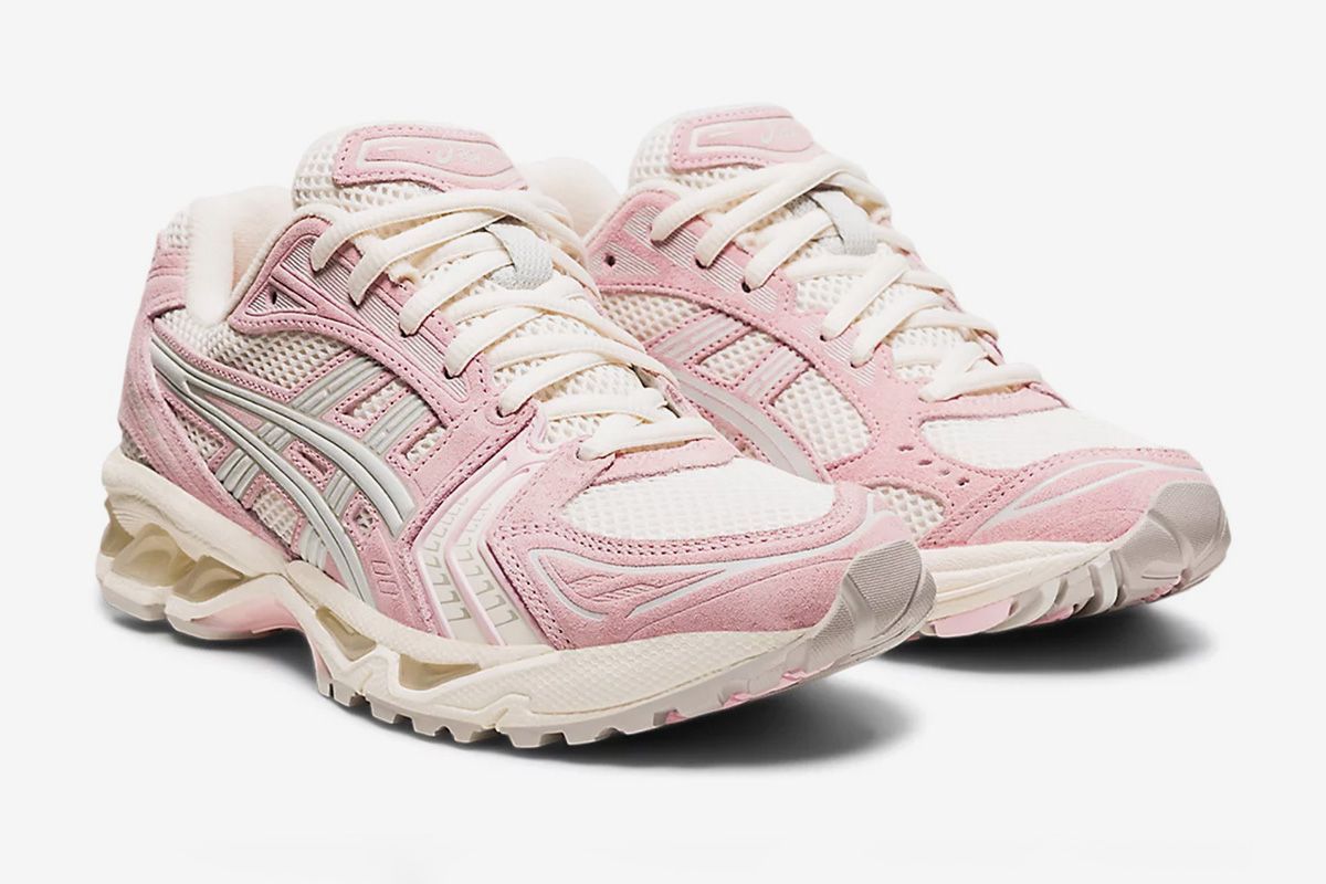 There's No Better Time to Add ASICS' Pink GEL-Kayano 14 to Your Rotation 3