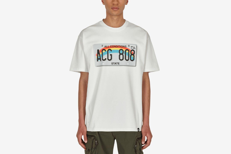 ACG License Plate T-Shirt