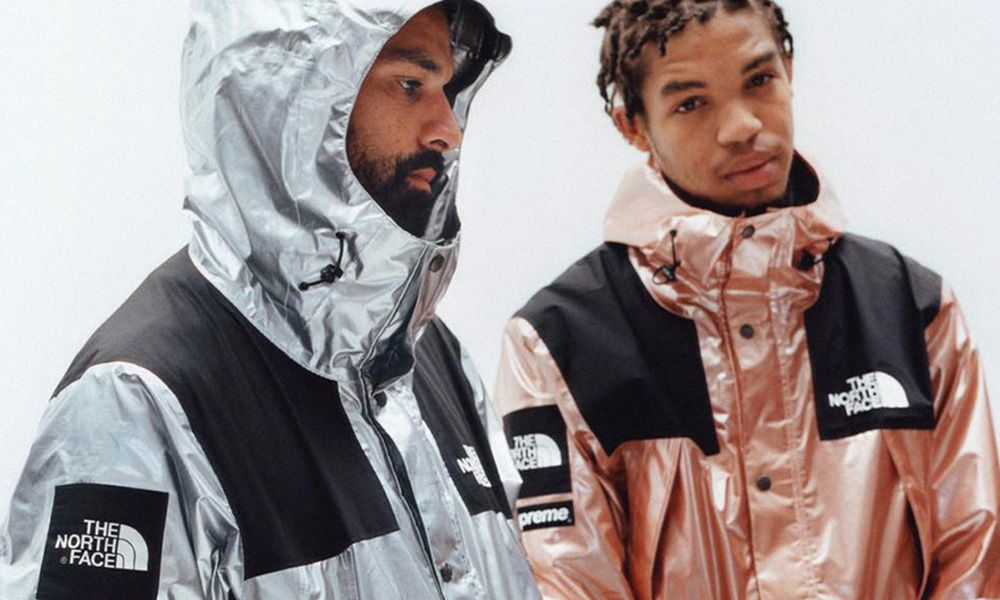 Supreme X The North Face A Complete