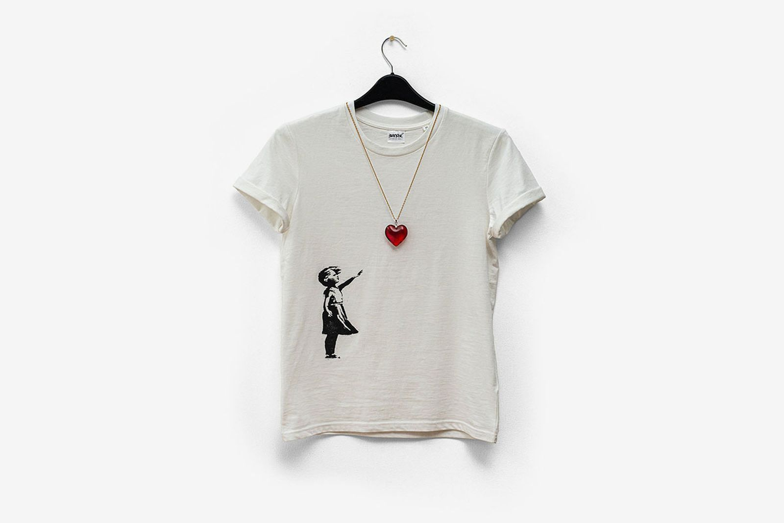Banksy Gross Domestic Product T-shirt