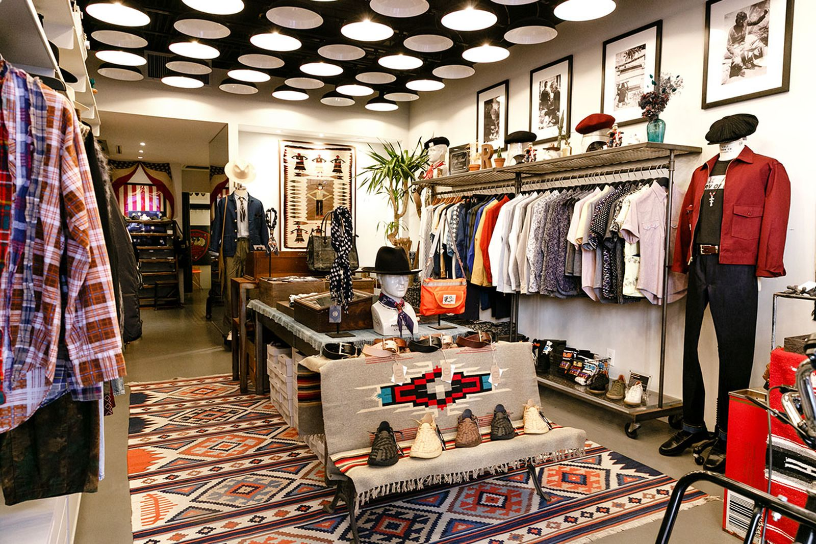 Mannahatta NYC Clothing Stores AMEX american express platinum fashion