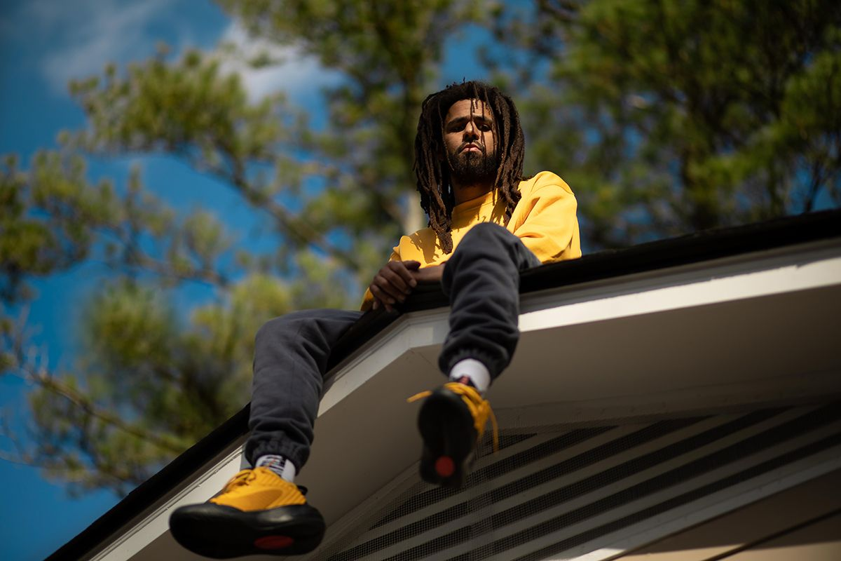 J. Cole's PUMA Dreamer 2 Is More Like a Nightmare & Other Sneaker News Worth a Read 53