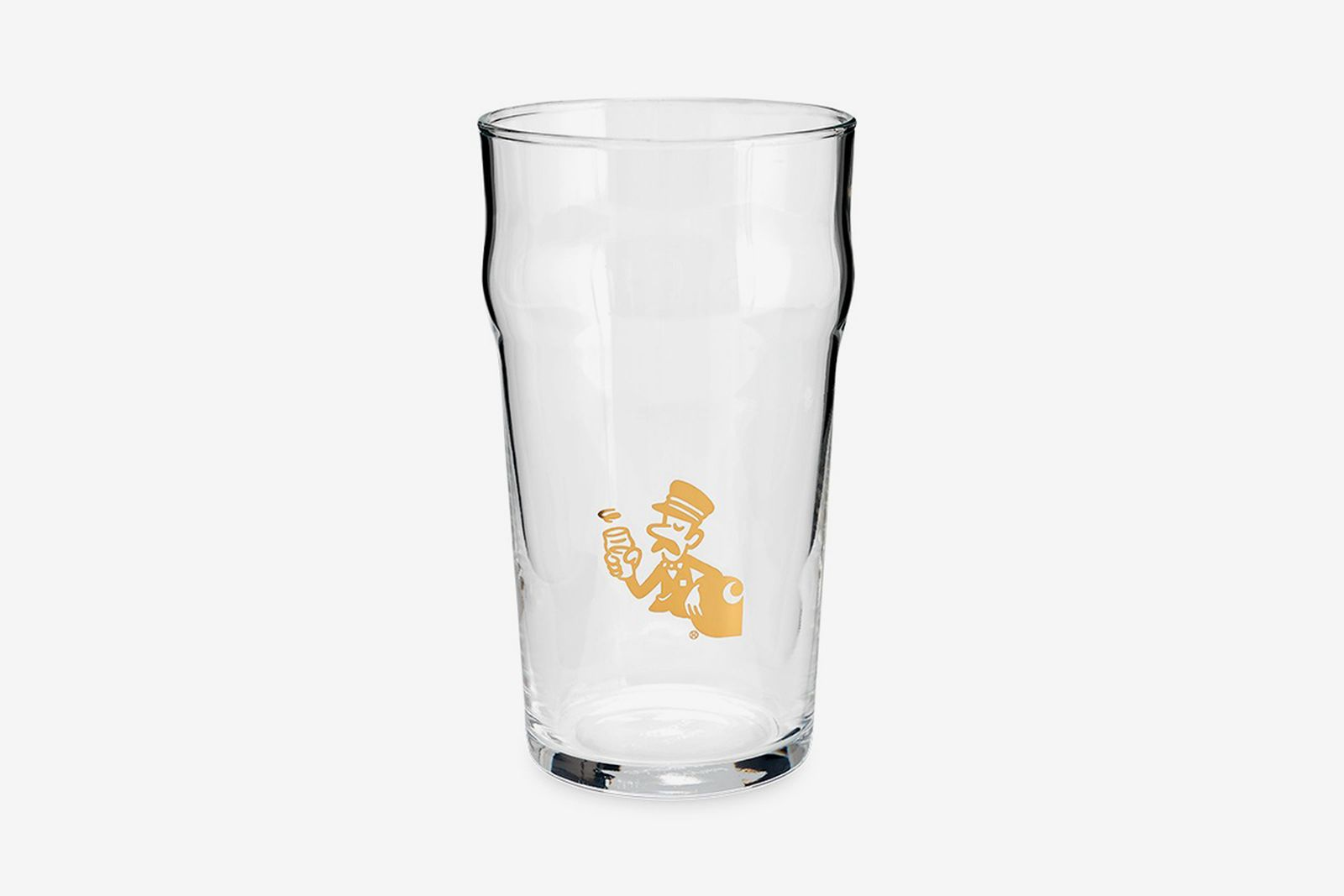 Carhartt WIP pint glass