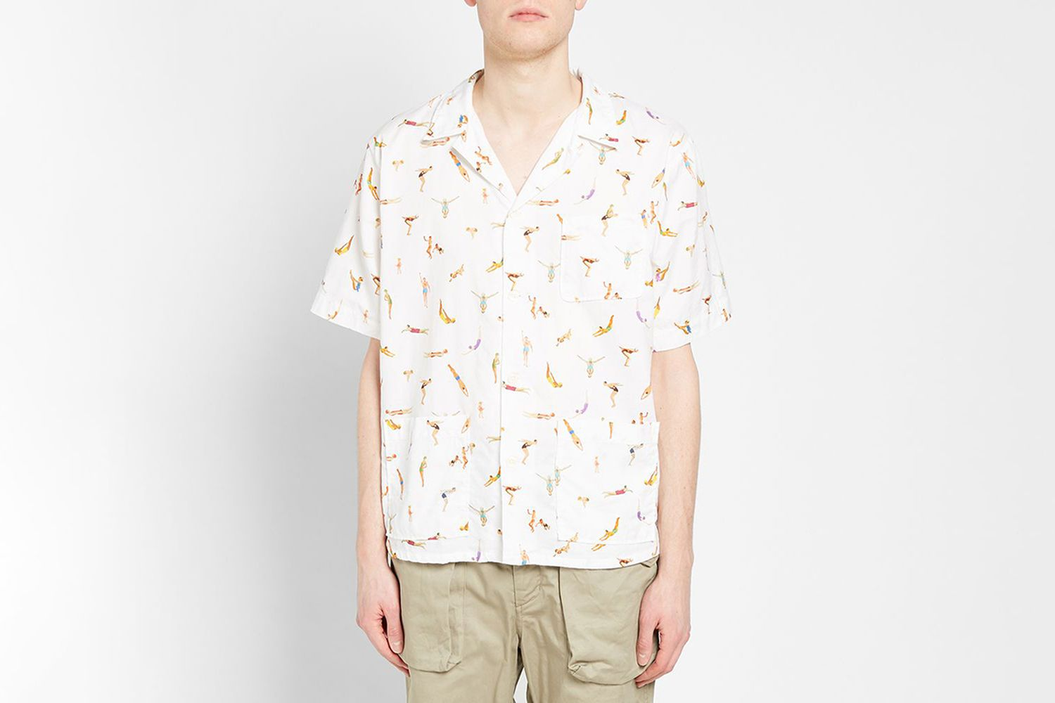 Swimmers Vacation Shirt