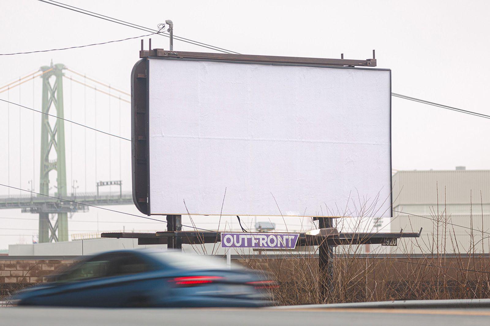 Wunder's blank ad in Halifax, Nova Scotia
