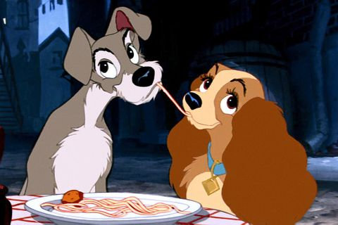 lady and the tramp live action film Justin Theroux disney tessa thompson