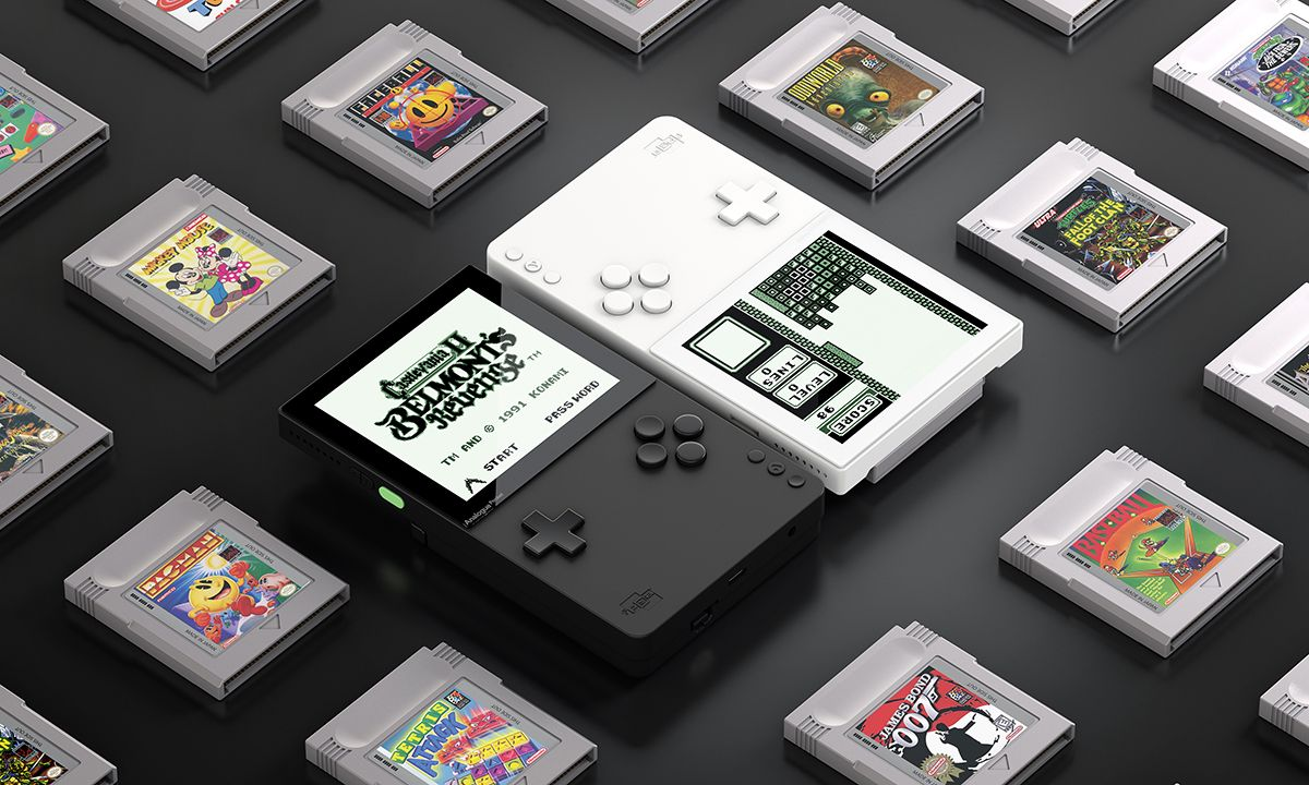 Analogue Pocket Is a Portable Gaming Device Compatible With 2,780+ Game Boy Games
