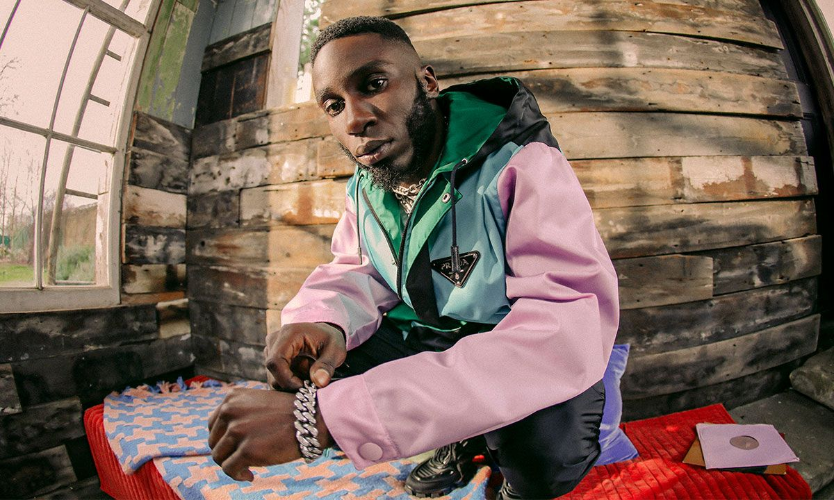 Shop Kojey Radical's Top Pieces Available Now at FLANNELS
