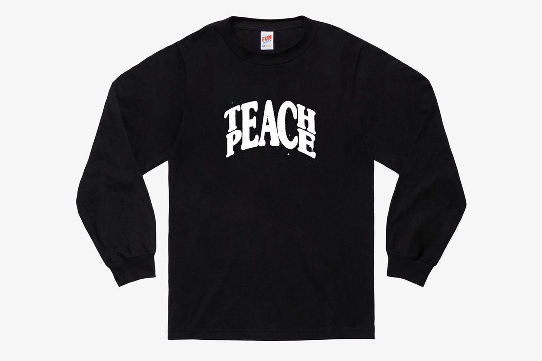 Teach Peace Long Sleeve