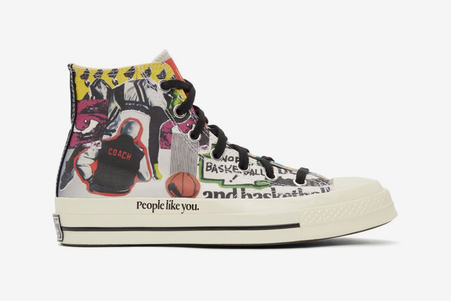 Beat The World Chuck Taylor 70 Sneakers