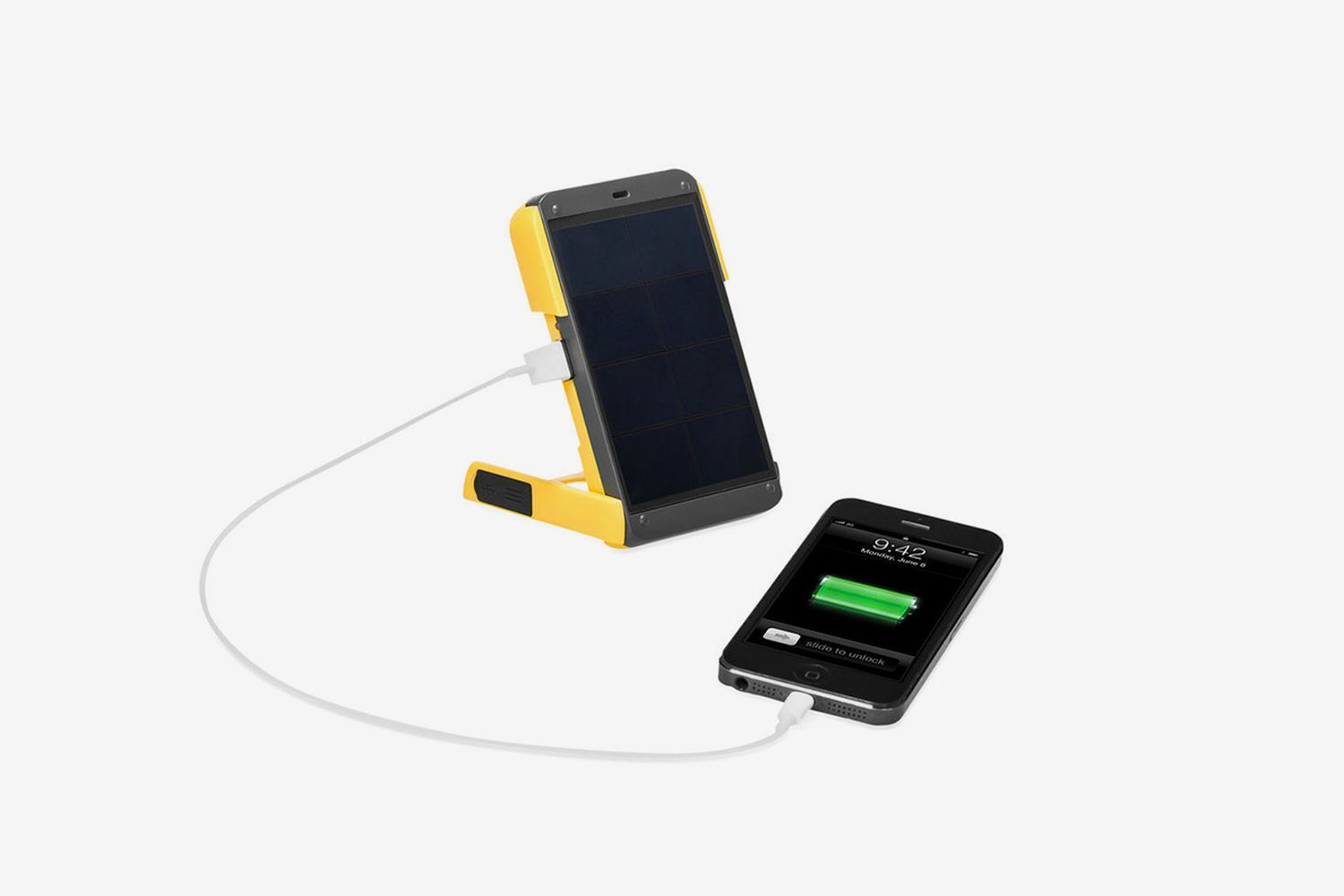 Solar Charger+