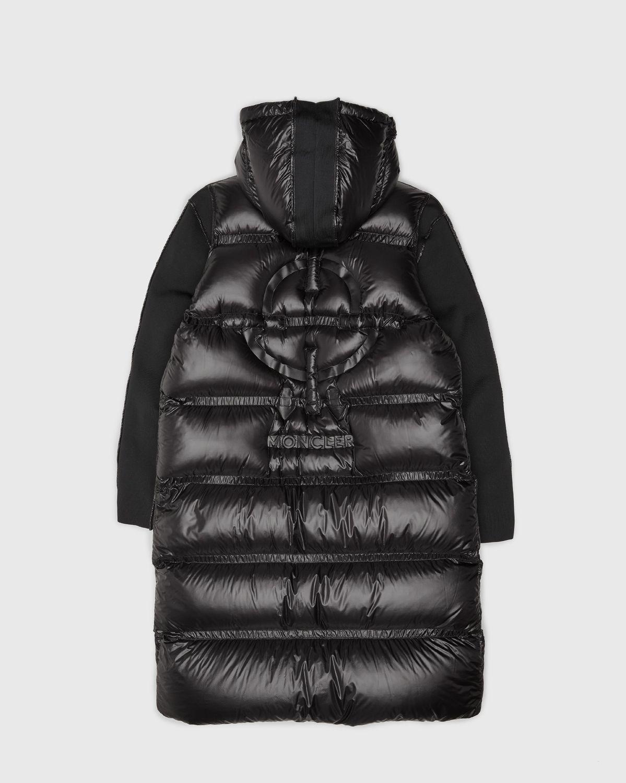 5 Moncler Craig Green — Sullivor Long Coat Black - Image 2