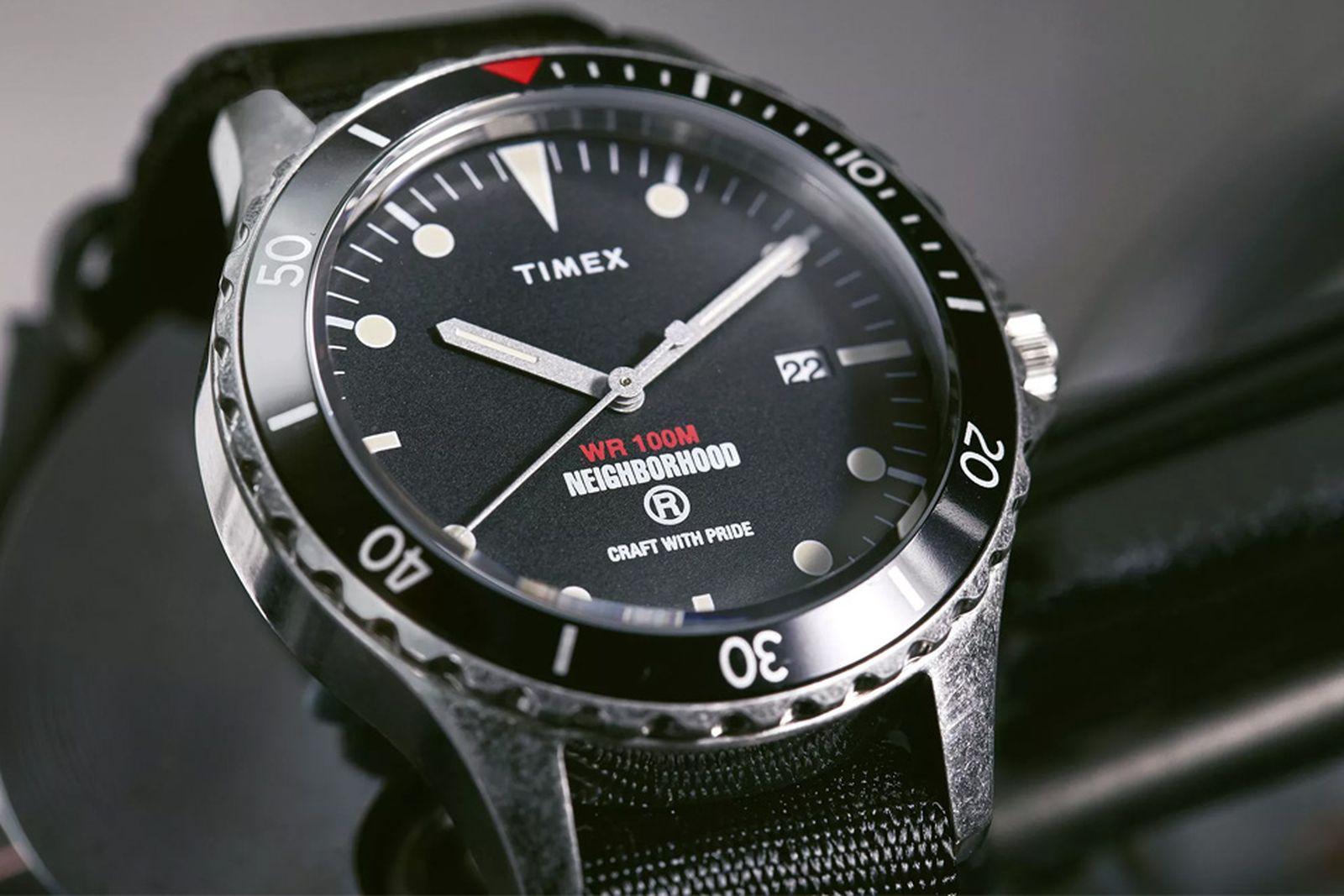 end time x neighborhood 18004 watch02 timex