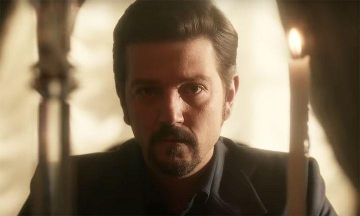 Diego Luna Narcos: Mexico season 2 trailer