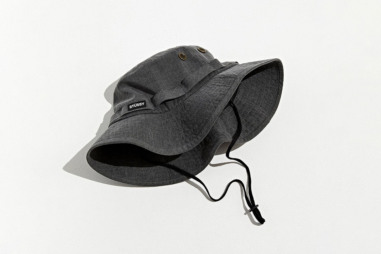 Washed Ripstop Boonie Bucket Hat