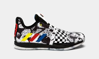 adidas Waves the Checkered Flag for Racing-Inspired NBA All-Star Collection