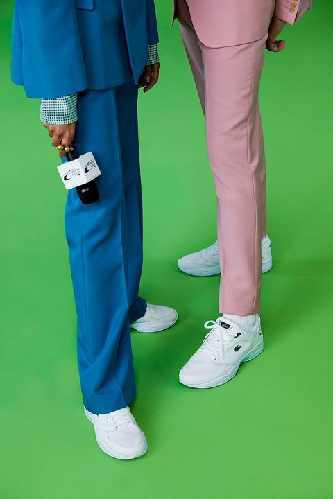 There's a Storm Coming,  Introducing Lacoste's New Sneaker: The Storm 96 Lo 37