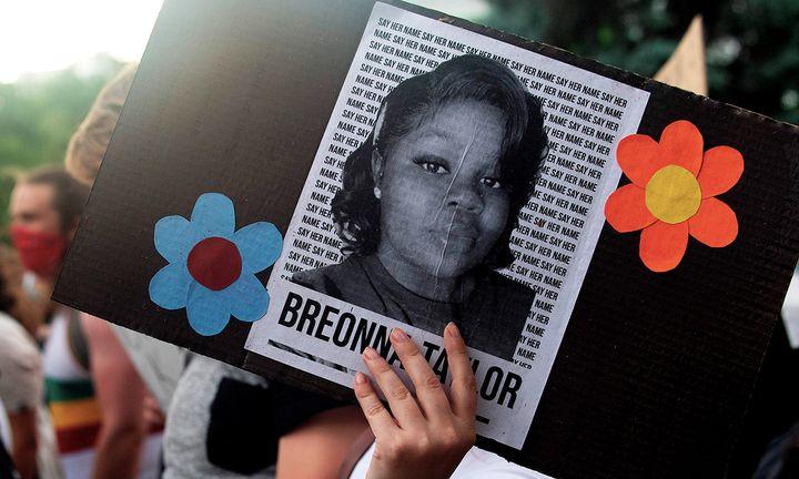 Breonna Taylor poster