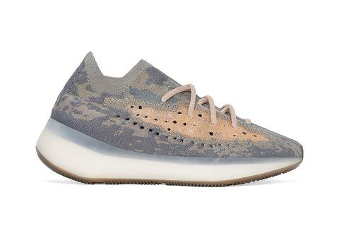 adidas YEEZY Boost 380 Mist Kanye West Sneaker design primeknit upper boost midsole